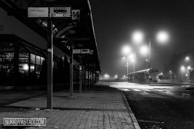 Itäkeskuksen metroasema, 05.29.